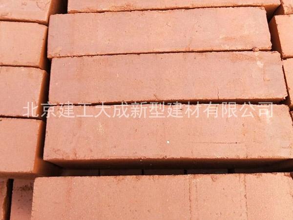 清水墙红砖